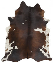 Load image into Gallery viewer, Exquisite Natural Cow Hide Chocolate