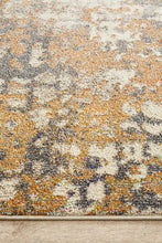 Load image into Gallery viewer, Crystal Sonia Contemporary Rug Rust Navy