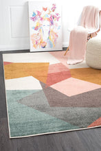 Load image into Gallery viewer, Dimensions Divinity Fragments Blush Modern Rug