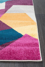 Load image into Gallery viewer, Dimensions Divinity Fragments Multi Modern Runner Rug