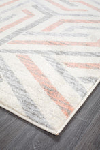 Load image into Gallery viewer, Dimensions Divinity Link Pink Modern Rug