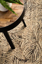 Load image into Gallery viewer, Dreamscape Artistic Nature Modern Charcoal Rug