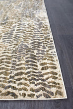 Load image into Gallery viewer, Dreamscape Progress Modern Sage Runner Rug