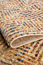 Load image into Gallery viewer, Dreamscape Movement Modern Multi Rug