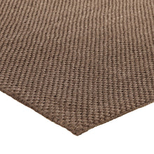 Load image into Gallery viewer, Eco Sisal Tiger Eye Brown Runner