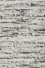 Load image into Gallery viewer, Escape Eliza Stunning Flat Woven Rug Silver