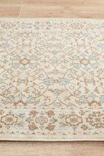 Load image into Gallery viewer, Eternal Whisper Washed Bone Runner Rug