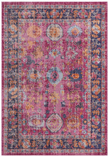 Load image into Gallery viewer, Eternal Whisper Corners Pink Rug