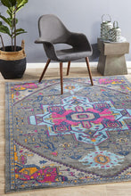 Load image into Gallery viewer, Eternal Whisper Quad Grey Rug