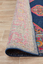 Load image into Gallery viewer, Eternal Whisper Blink Navy Rug