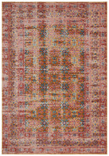 Load image into Gallery viewer, Eternal Whisper Sunset Rust Rug