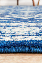 Load image into Gallery viewer, Evoke Release Navy Transitional Rug