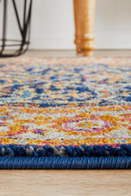 Load image into Gallery viewer, Evoke Splash Multi Transitional Runner Rug