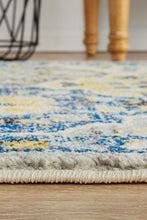 Load image into Gallery viewer, Evoke Poppy Multi Transitional Runner Rug