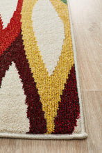 Load image into Gallery viewer, Gemini Modern 501 Multi Coloured Rug