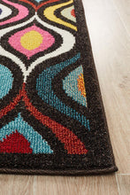 Load image into Gallery viewer, Gemini Modern 506 Multi Coloured Rug