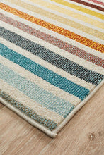 Load image into Gallery viewer, Gemini Modern 507 Multi Coloured Rug