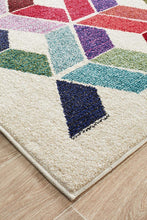 Load image into Gallery viewer, Gemini Modern 508 Multi Coloured Rug