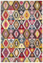 Load image into Gallery viewer, Gemini Modern 509 Multi Coloured Rug
