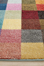 Load image into Gallery viewer, Gemini Modern 511 Multi Coloured Rug