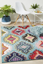 Load image into Gallery viewer, Gemini Modern 512 Blue Rug