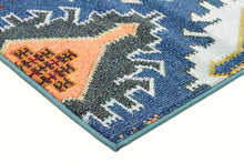 Load image into Gallery viewer, Gemini Modern 512 Navy Rug