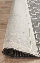 Load image into Gallery viewer, Hudson 802 Grey Rug