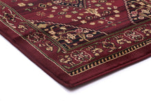 Load image into Gallery viewer, Istanbul Traditional Shiraz Design Runner Rug Burgundy Red