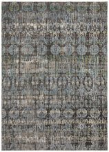 Load image into Gallery viewer, Jezebel Fluid Nights Modern Blue Rug