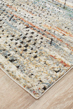 Load image into Gallery viewer, Jezebel Fluid Mornings Modern Grey Rug