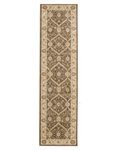 Jewel Chobi Design 800 Brown Bone Rug