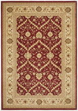 Load image into Gallery viewer, Jewel Chobi Design 800 Red Bone Rug