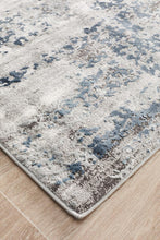 Load image into Gallery viewer, Kendra Casper Distressed Modern Runner Rug