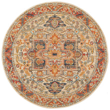 Load image into Gallery viewer, Legacy 850 Rust Round Rug