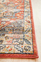 Load image into Gallery viewer, Legacy 850 Terracotta Runner Rug