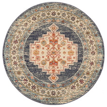 Load image into Gallery viewer, Legacy 855 Ecru Round Rug