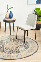 Load image into Gallery viewer, Legacy 858 Midnight Round Rug