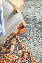 Load image into Gallery viewer, Legacy 862 Rust Runner Rug