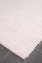 Load image into Gallery viewer, Loft Stunning Wool Pink Rug