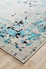 Load image into Gallery viewer, Met 602 Blu Rug