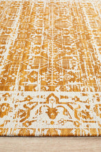 Load image into Gallery viewer, Magnolia 88 Mustard Rug
