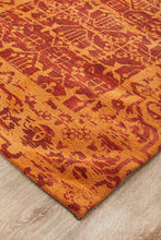 Load image into Gallery viewer, Magnolia 88 Paprika Runner Rug