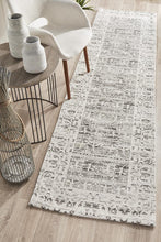 Load image into Gallery viewer, Magnolia 88 Silver Runner Rug