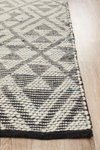 Load image into Gallery viewer, Miller Rhythm Tempo Denim Rug