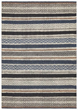 Load image into Gallery viewer, Miller Rhythm Swing Denim Rug