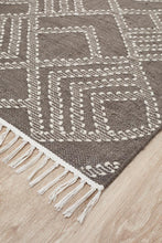 Load image into Gallery viewer, Miller Rhythm Symphony Grey Rug