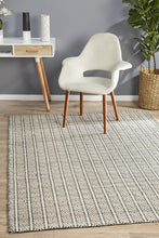 Load image into Gallery viewer, Miller Rhythm Lyric Natural  Rug