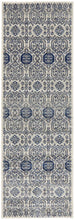 Load image into Gallery viewer, Mirage Sury Ivory Navy Heritage Rug