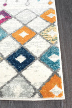 Load image into Gallery viewer, Mirage Peggy Tribal Morrocan Style Multi Rug