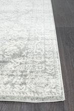 Load image into Gallery viewer, Mirage Gwyneth Stunning Transitional Silver Rug